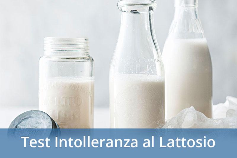 Test genetico intolleranza al lattosio