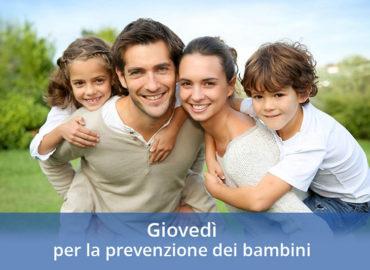 Da Meda Lab il giovedì è dedicato alla prevenzione per i bambini
