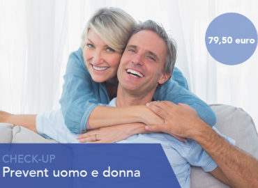 Check up prevent uomo e donna