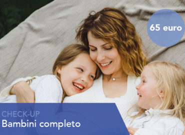 Check up bambini completo