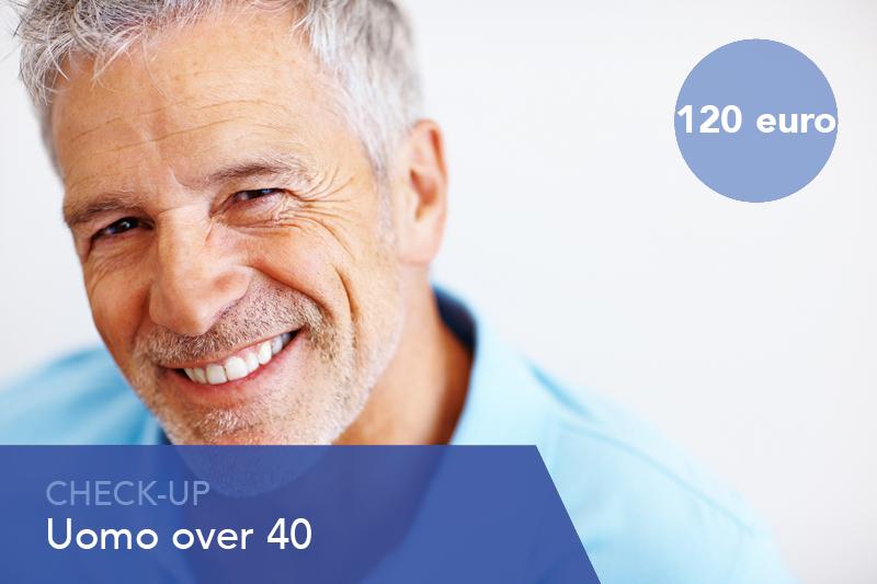 Check up Uomo over 40
