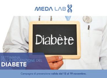 Settimana della prevenzione del diabete