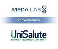 Il nostro laboratorio è convenzionato con Unisalute
