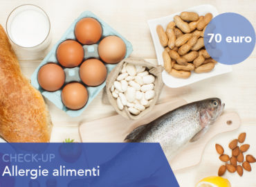 Check up allergie alimenti