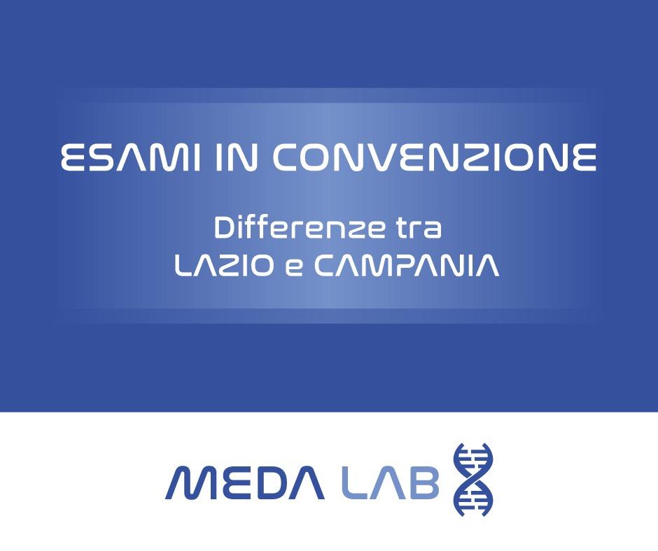 Esenzione ticket esami del sangue: differenza tra Lazio e Campania
