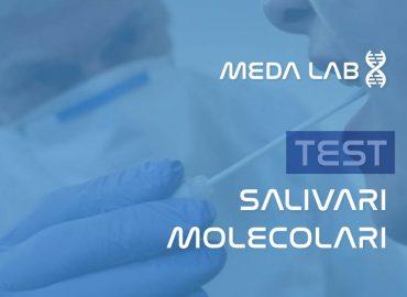 Disponibili i test salivari molecolari validi per il Green Pass